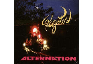 Excepter - ALTERNATION  - (CD)