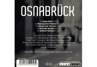 Fabian Von Wegen - Wir Sind Osnabrück  - (Maxi Single CD)