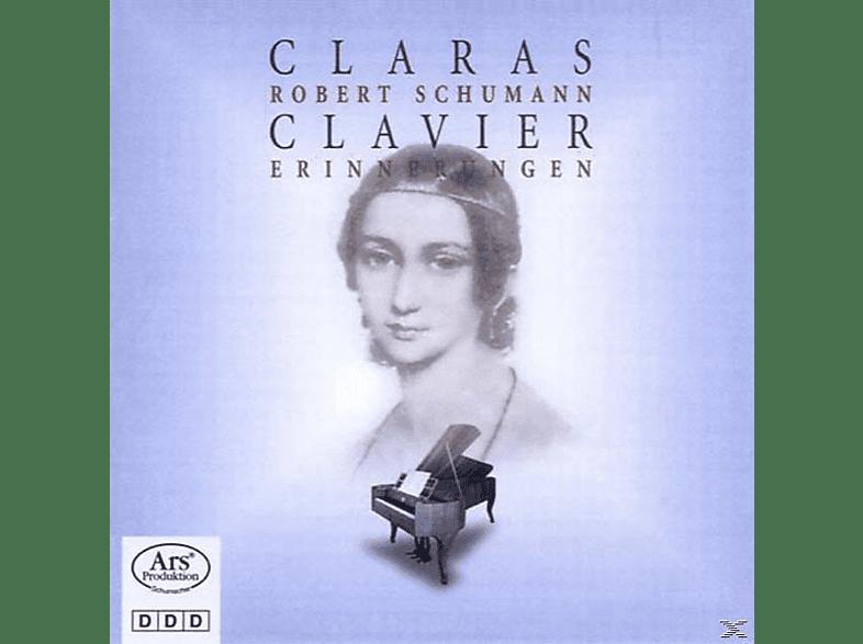 Christoph Hammer - Schumann Erinnerungen-Claras Klavier [CD]