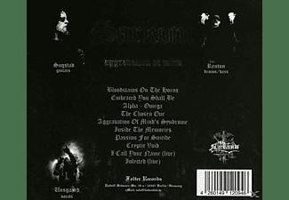 Sarkom - Aggravation Of Mind  - (CD)