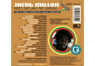 Jacob Miller - Who Say Jah No Dread (Deluxe Edition)  - (CD)