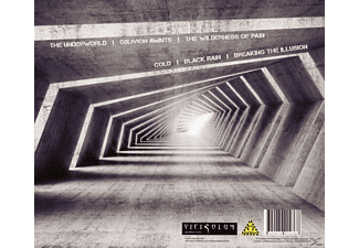 Malrun - OBLIVION AWAITS  - (CD)