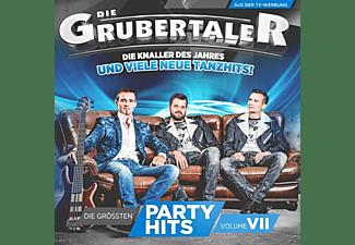 Die Grubertaler - Die Größten Partyhits Vol.7  - (CD)