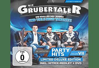 Die Grubertaler - Die Größten Partyhits Vol.7-Deluxe Edition  - (CD)