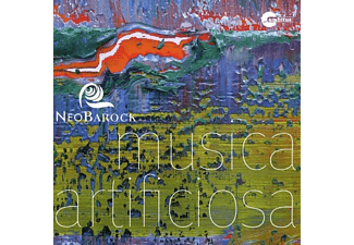 Neobarock - Musica Artificiosa  - (CD)