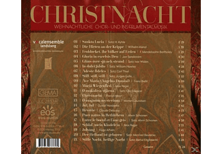 VARIOUS - Christnacht  - (CD)