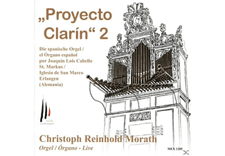 Christoph Reinhold Morath - Proyecto Clarin 2 - (CD)
