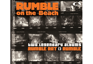 Rumble On The Beach - Two Legendary Albums - Rumble Rat & Rumble  - (CD)