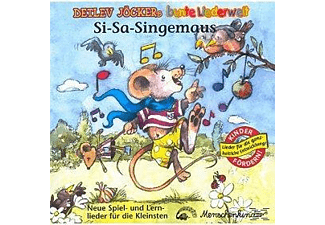 Detlev Jöcker - Si-Sa-Singemaus  - (CD)