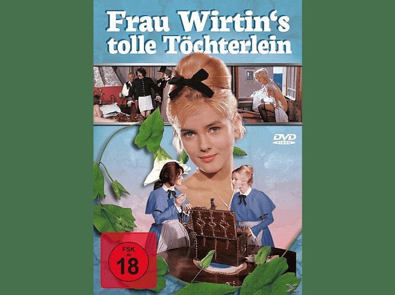 Frau Wirtins Tolle Tochterlein [DVD]