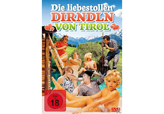 Die Liebestollen Dirndln Von Tirol DVD
