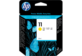 HP Druckerpatrone Nr. 11 Yellow (C4838A)