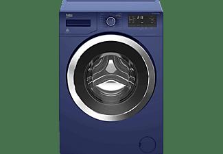 BEKO WMY 71433 PTE BLUE Waschmaschine (7 kg, 1400 U/Min.)
