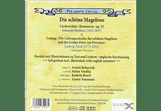 Kathrin Busch, Armin Kolarczyk, Stefan Veselka - Die Schöne Magelone  - (CD)