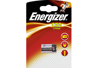 ENERGIZER CR2 Lithium Photo Battery 1 Pack - (F016290)
