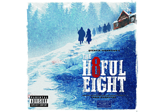 OST/VARIOUS - The Hateful Eight [CD]