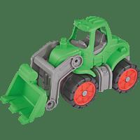 BIG 800055804 Power Worker Mini Tracktor Grün