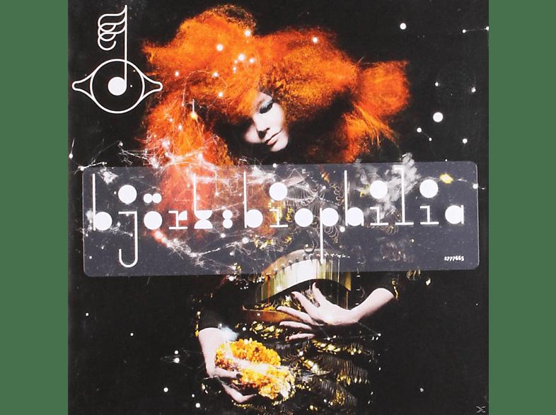 Björk - Björk - Biophilia [CD]