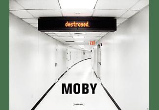 destroyed moby auf cd buch online kaufen saturn. Black Bedroom Furniture Sets. Home Design Ideas