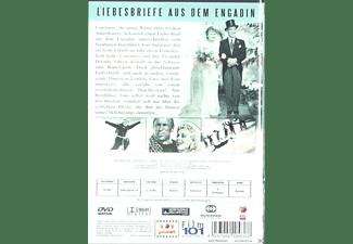 Luis Trenker Edition - Liebesbriefe aus dem Engadin DVD
