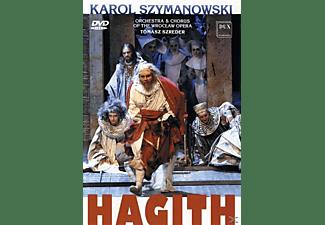 Karol Szymanowski - Hagith (Pal, Subtitles : Pl, E, D), D)  - (DVD)