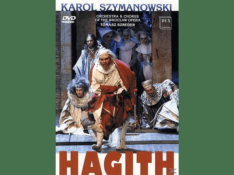 Karol Szymanowski - Hagith (Pal, Subtitles : Pl, E, D), D) [DVD]