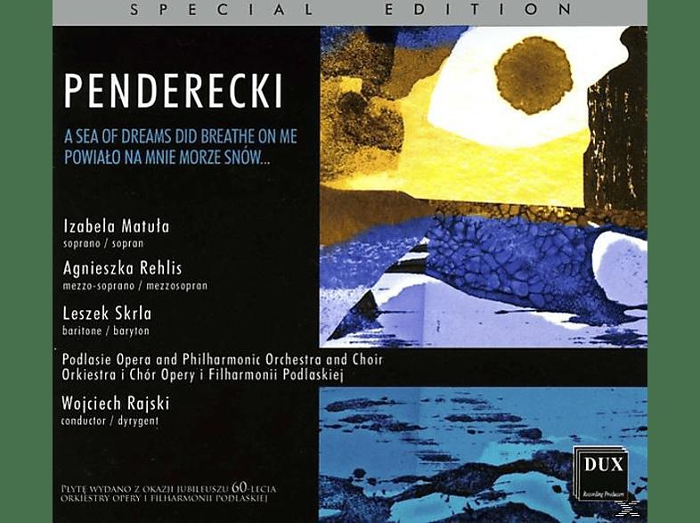 Rehlis/Rajski/Podlasie Opera and Philharmonc Orch. - Powialo Na Mnie Morze Snow/+ [CD]