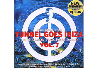 VARIOUS - Tunnel Goes Ibiza Vol.7 - (CD)