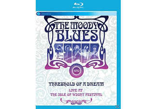 The Moody Blues - Threshold Of A Dream-Live Isle Of Wight Festival  - (Blu-ray)