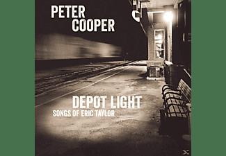Peter Cooper - Depot Light  - (CD)