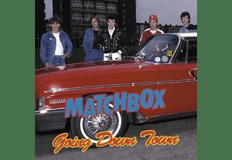 Matchbox - Going Down Town  - (CD)