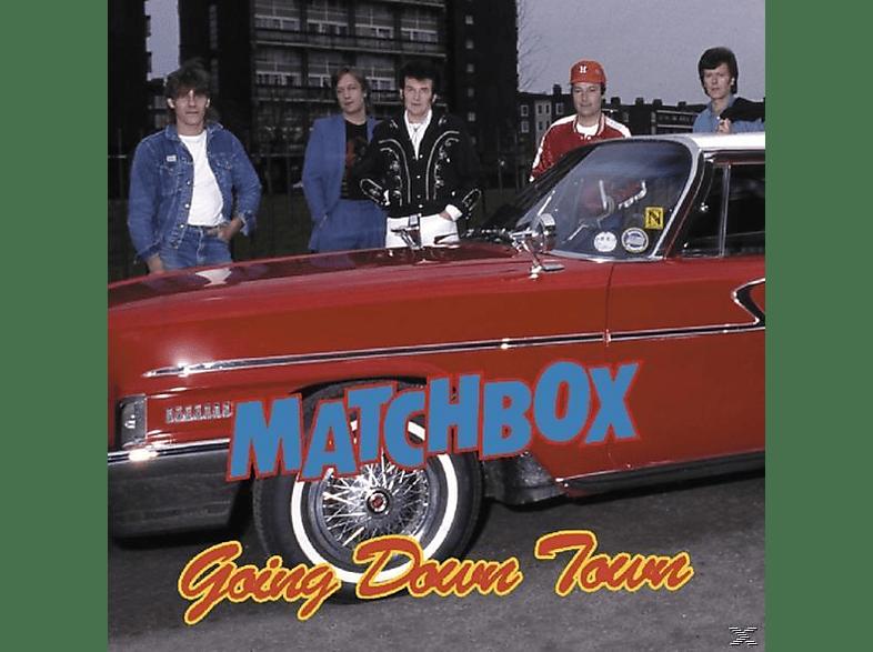 Matchbox - Going Down Town [CD]
