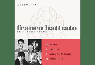 Franco Battiato - Anthology-Le Nostre Anime  - (CD)