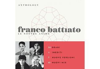 Franco Battiato - Anthology-Le Nostre Anime - (CD)