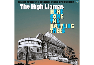 The High Llamas - Here Come The Rattling Trees - (Vinyl)