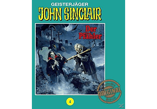 Der Pfähler - John Sinclair 04: Der Pfähler  - (CD)