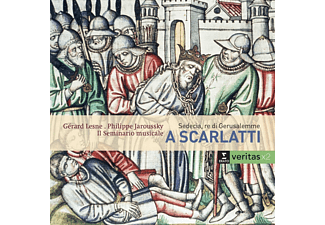 Lesne Gerard - Sedecia, Re Di Gerusalemme  - (CD)