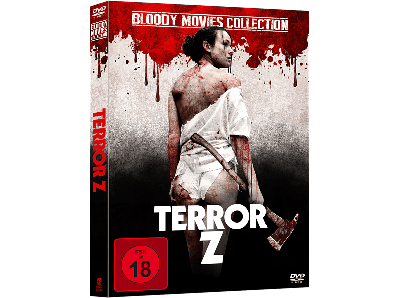 Terror Z (Bloody Movies Collection) [DVD]