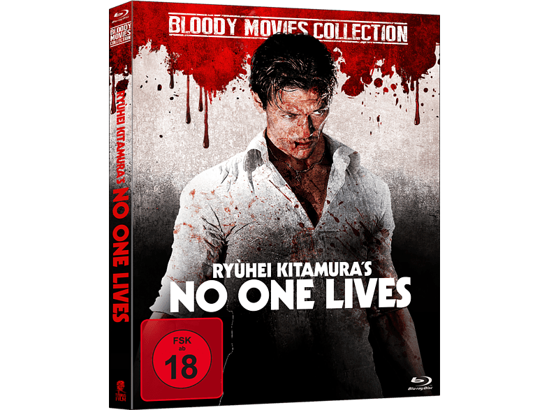 No One Lives (Bloody Movies Collection) [Blu-ray]
