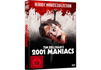 2001 Maniacs (Bloody Movies Collection) DVD