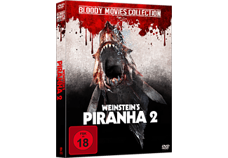 Piranha 2 (Bloody Movies Collection) - (DVD)