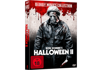 Rob Zombie's Halloween II (Bloody Movies Collection) DVD