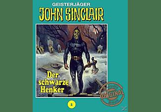 John Sinclair 02: Der schwarze Henker  - (CD)