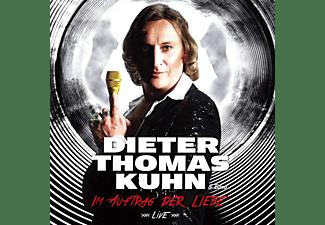 Dieter Thomas & Band Kuhn - IM AUFTRAG DER LIEBE-LIVE  - (CD)