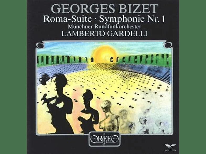 Münchner Rundfunkorchester, VARIOUS - Roma-Suite / Sinfonie 1 C-Dur [Vinyl]