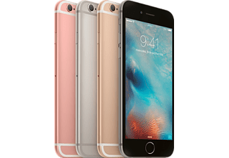 "Apple iPhone 6S de 64GB con red 4G, pantalla retina HD de 4, 7"", gris"