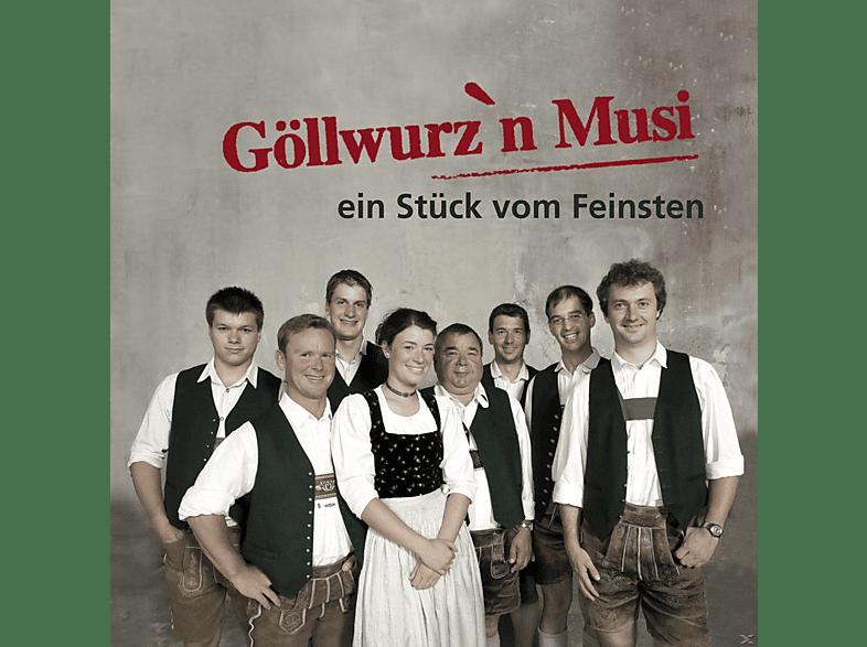Göllwurz'n Musi - Ein Stück Vom Feinsten [CD]