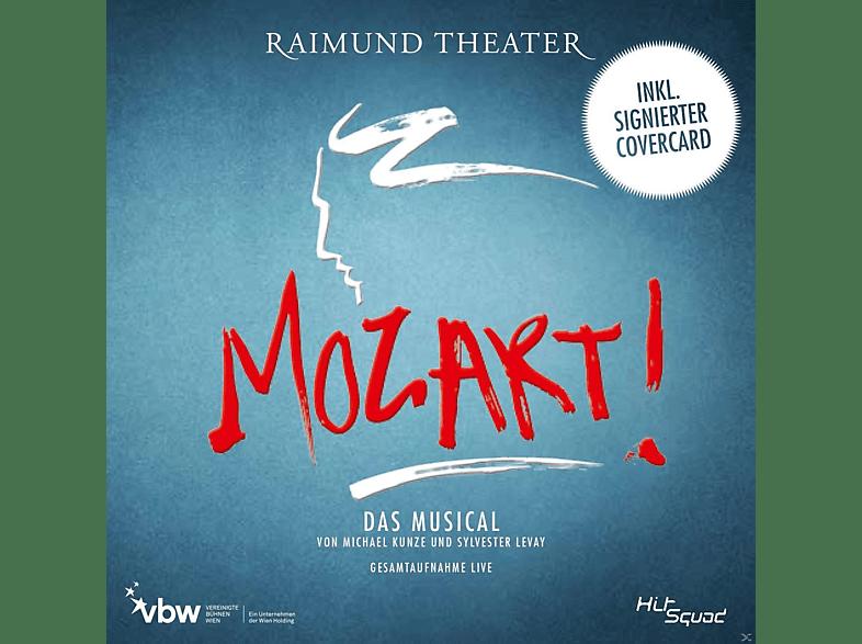 VARIOUS - MOZART!-DAS MUSICAL-GESAMT [CD]
