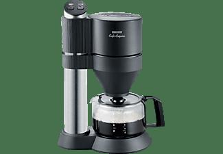 classic styles aliexpress buying new SEVERIN KA 5703 Café Caprice, Kaffeemaschine, Edelstahl/Schwarz