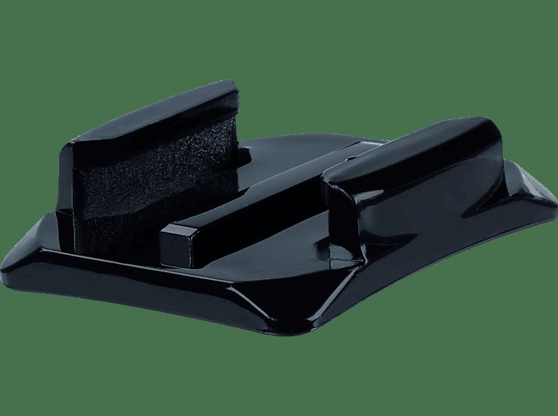 ISY IAA-1000, Befestigungsplatten, Schwarz, passend für GoPro Actioncams
